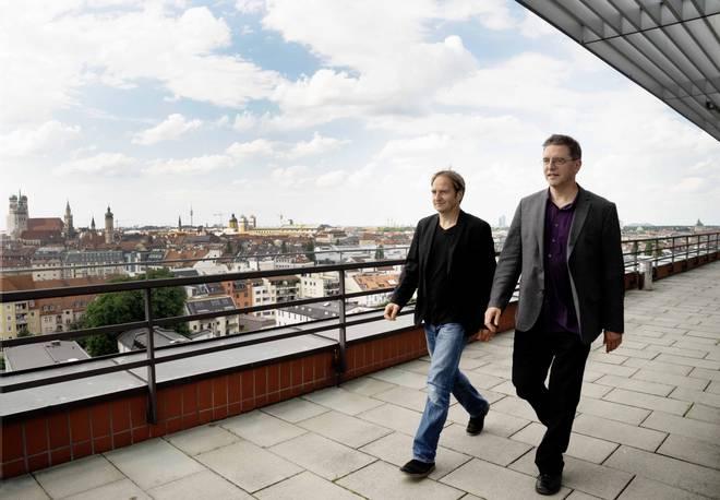 Daniel Ott und Manos Tsangaris Künstlerische Leitung Münchener Biennale — Festival für neues Musiktheater