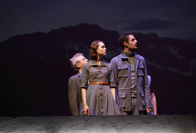 Gerd Lohmeyer, Samantha Gaul, Florian Innerebner